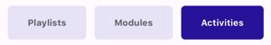 Playlists-Modules-Activities